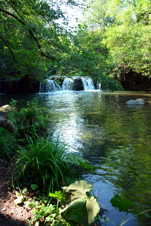 Valley of Treja, waterfalls