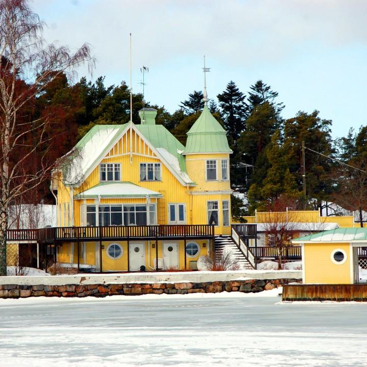 First steps in Sweden: Arkösund
