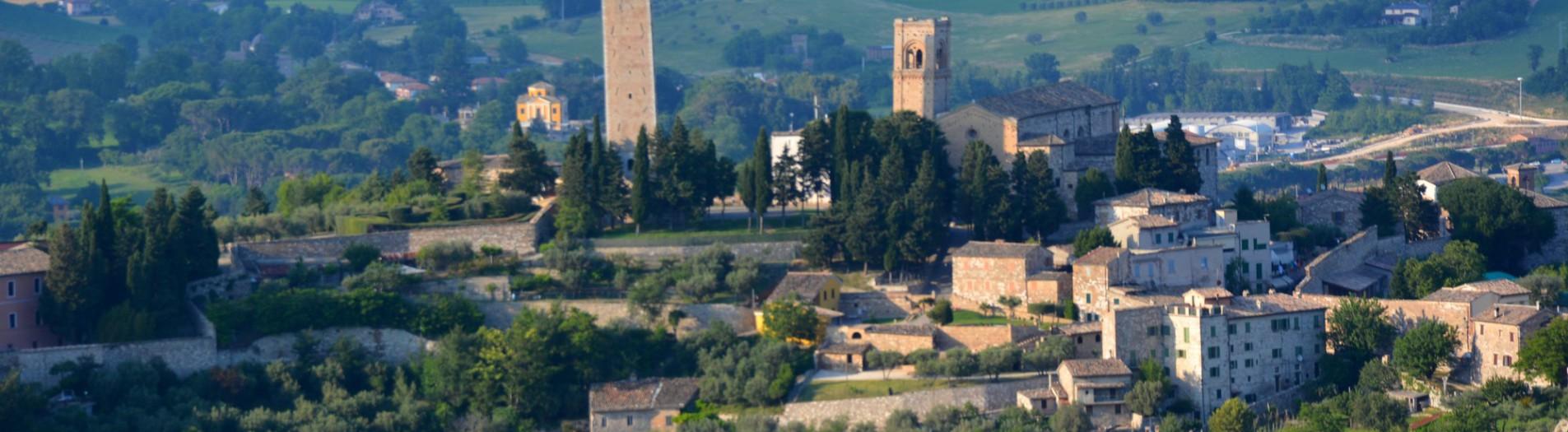 Roadtrip to San Severino Marche