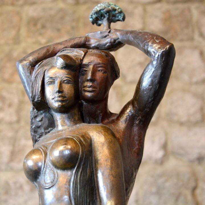 Le sculture di Paolo Borghi