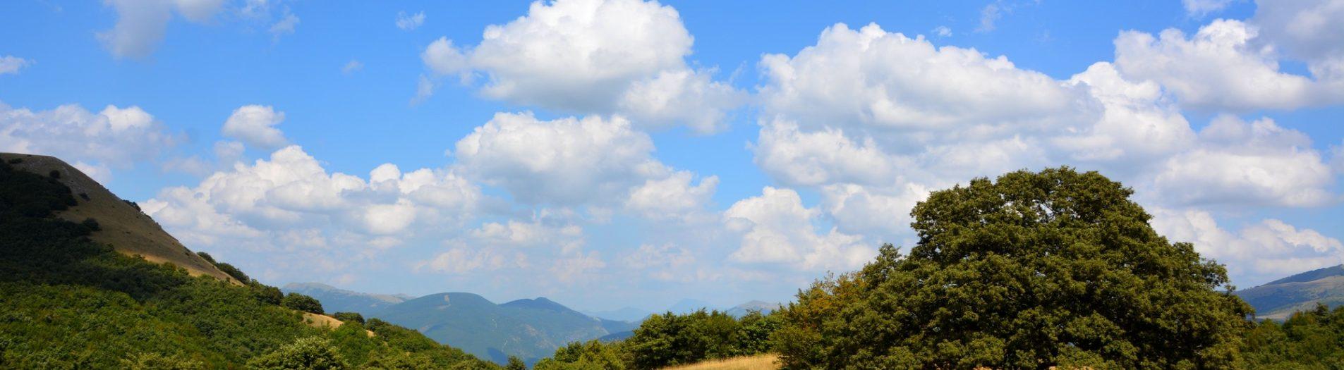 Monte Alago, discovering the region Umbria