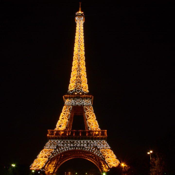 Mademoiselle La Tour Eiffel