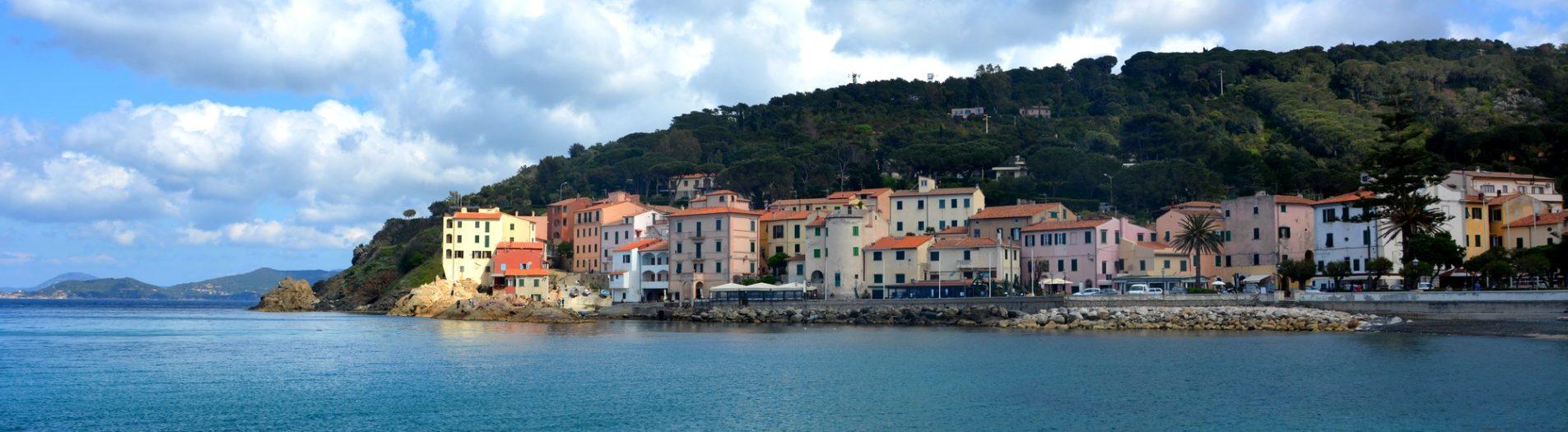 From Marciana Marina to Pomonte
