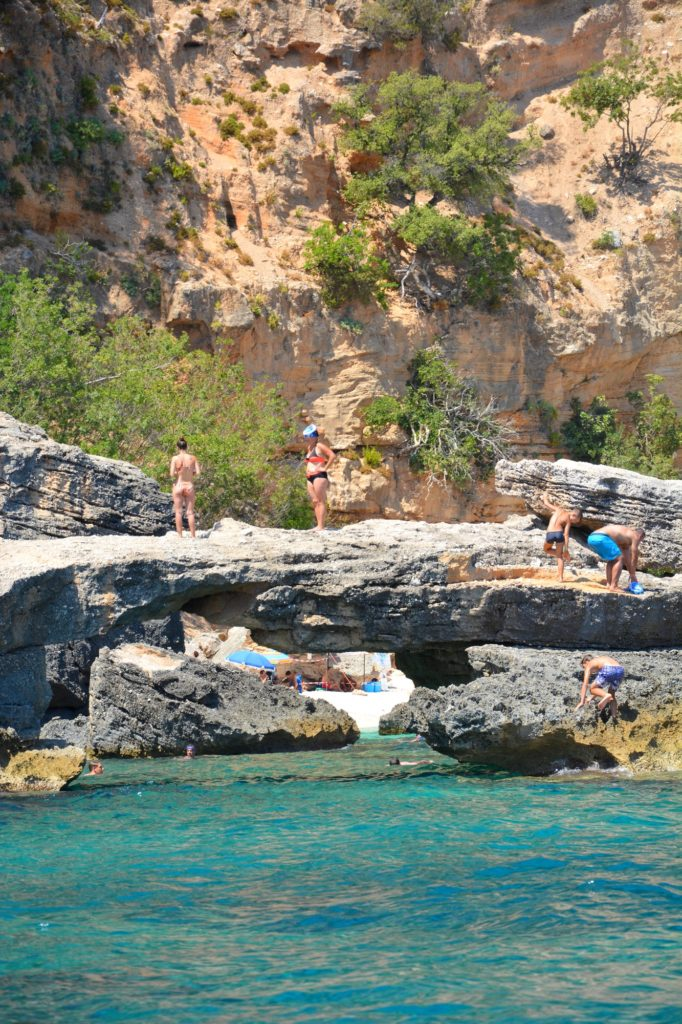 Discovering Cala Gonone