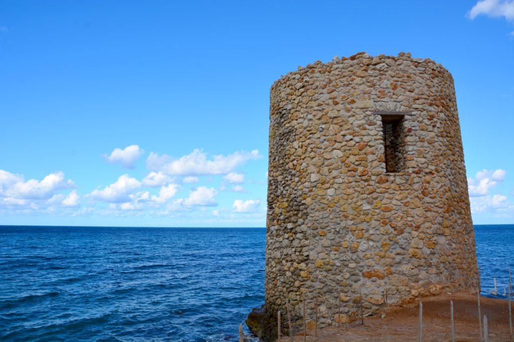 Torre di Abbacurrente, Porto Torres