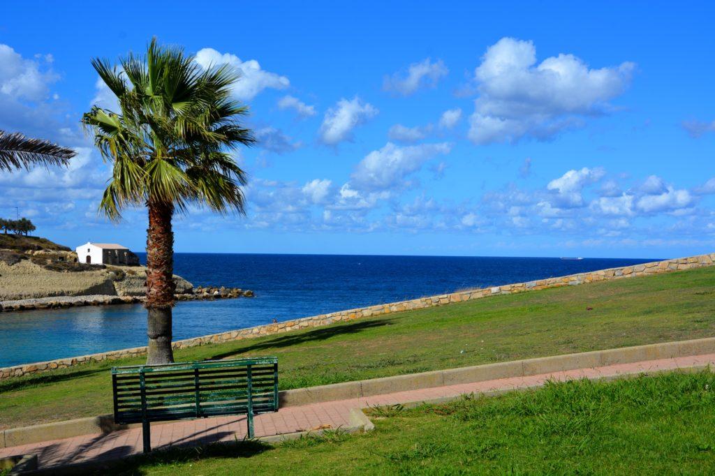 Porto Torres, seaside