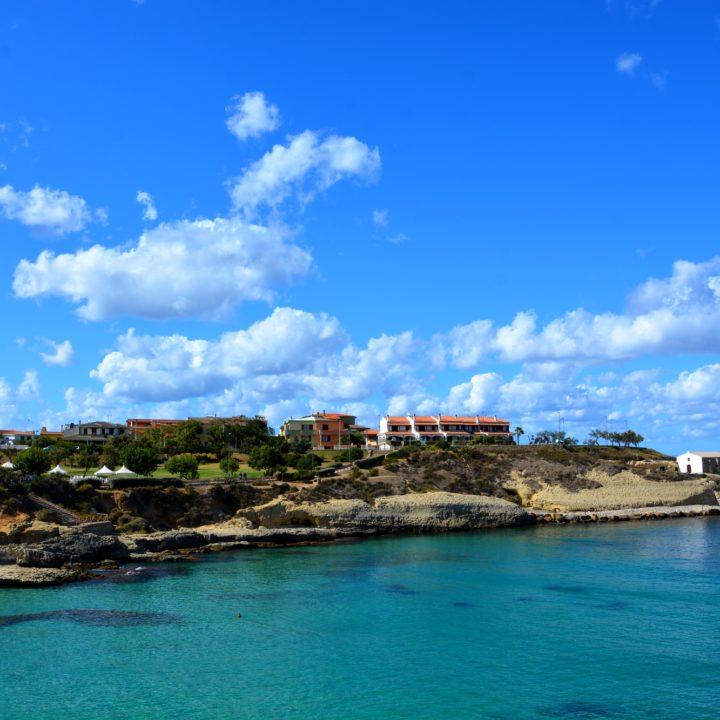 Porto Torres, not only a ferry destination