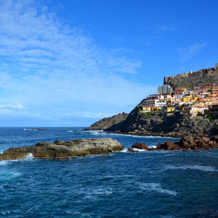 A quick glance to Castelsardo