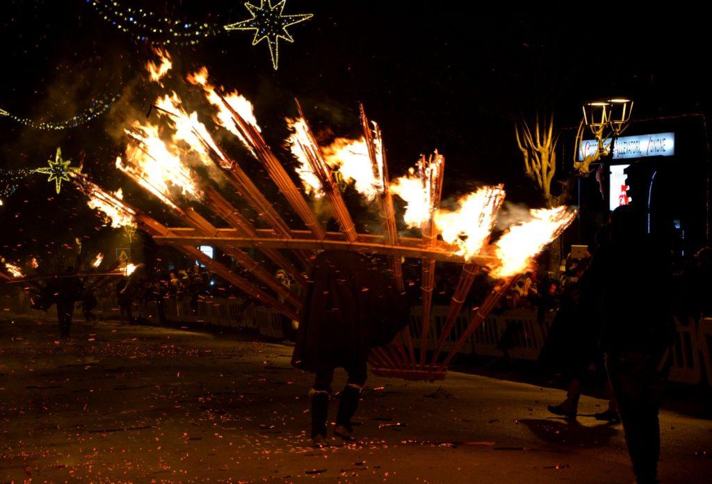 Ndocciata, the greatest ritual of fire