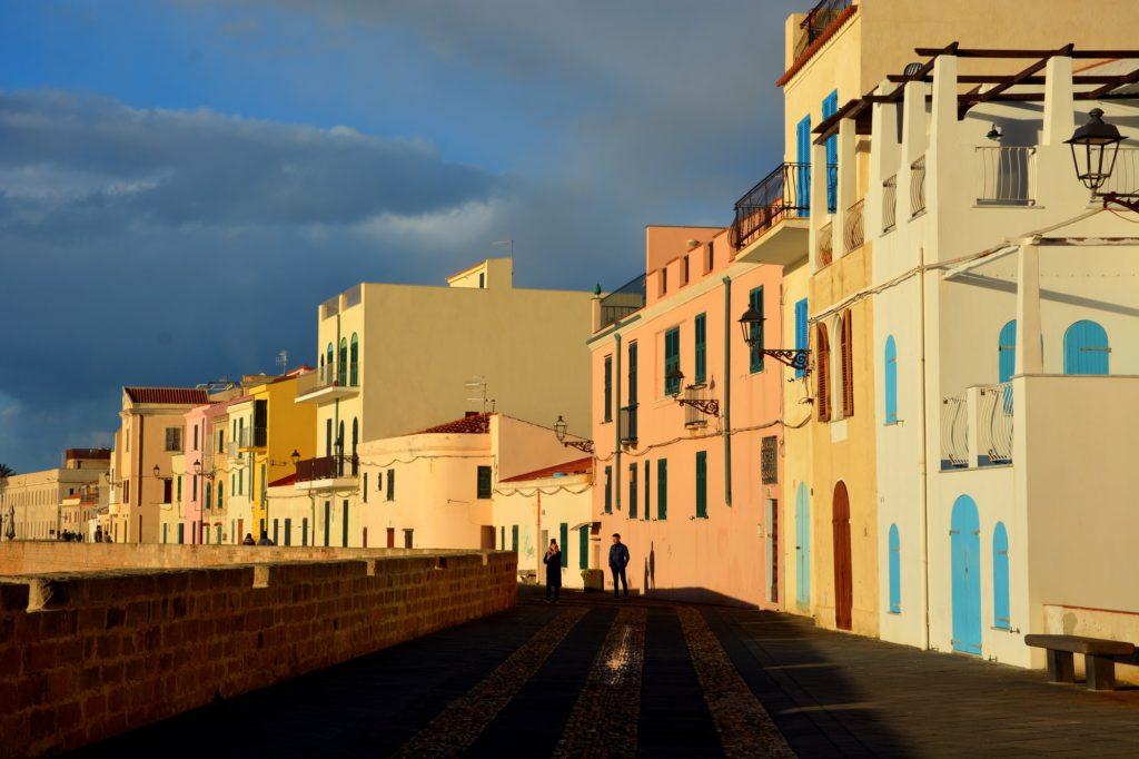 Ciutat de l'Alguer or Little Barcelona